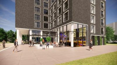DUWO start binnenkort nieuwbouw Schilperoortpark