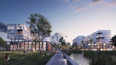 Yisheng ontwikkelt entreegebied Campus Bio Science Park