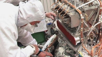 Strong impetus for South Holland space research